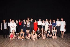 Giovani attori ... maggio 2017