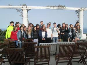 Erasmus: capri 2017