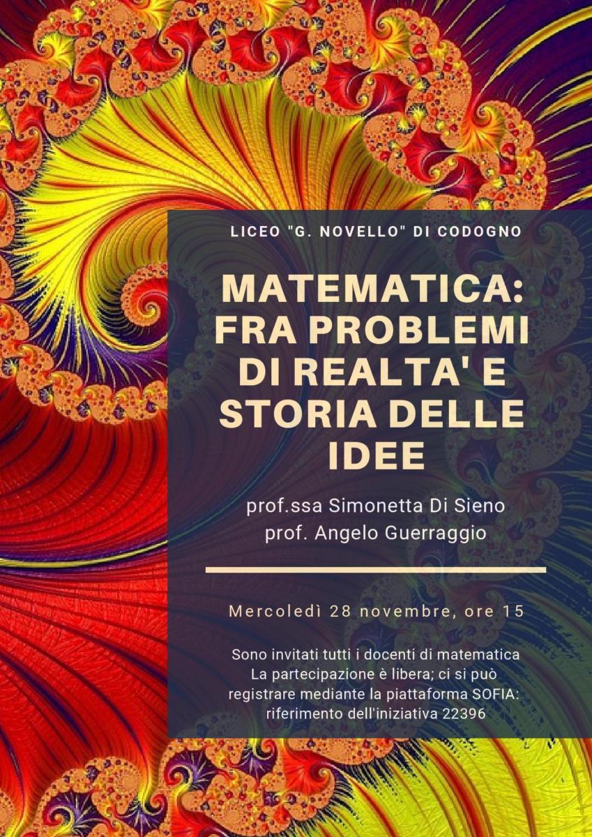 Seminario di matematica