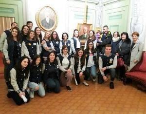 Apprendisti Ciceroni alla Fondazione Lamberti