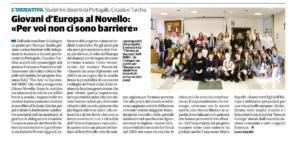 Novello in Erasmus!