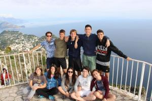 Science camp, Capri, ottobre 2017