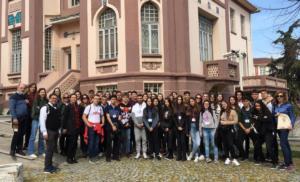 Erasmus 2019: Turchia