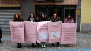 Giornata contro la violenza sulle donne: il Novello c'è!